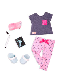 Our Generation Healing In Pink Outfit product photo