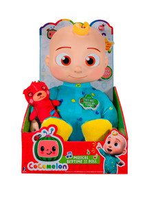 Cocomelon Musical Bedtime JJ Doll product photo