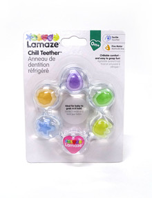 Lamaze Water Filled Teether, 1-Pack product photo