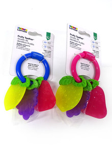 Lamaze Fruity Teether, Assorted product photo