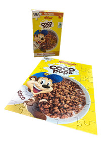 Puzzles Kellogg's Mini Jigsaw Puzzles, 50-Piece, Assorted product photo
