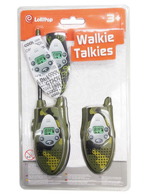 Walkie Talkies - Assorted product photo