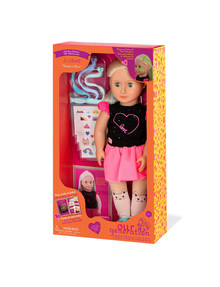 Our Generation Deluxe Doll, Luana product photo