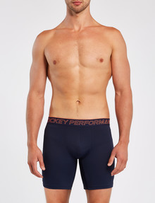 Jockey Midway Cool Active Trunk, Navy product photo