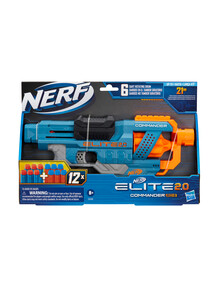 Nerf N-Strike Elite 2.0 Commander RD-6 product photo