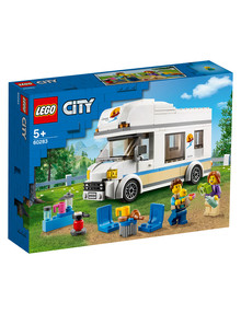 Lego City Holiday Camper Van, 60283 product photo
