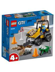 Lego City Roadwork Truck, 60284 product photo