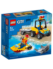Lego City Beach Rescue ATV, 60286 product photo