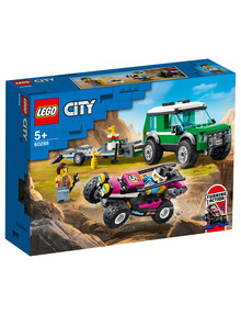Lego City Race Buggy Transporter, 60288 product photo