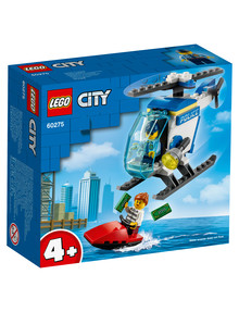 Lego City Police Helicopter, 60275 product photo