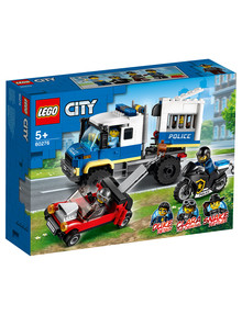 Lego City Police Prisoner Transport, 60276 product photo