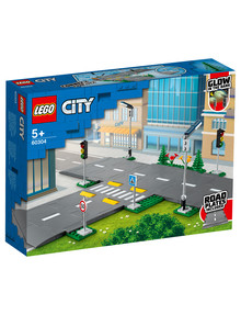 Lego City Road Plates, 60304 product photo