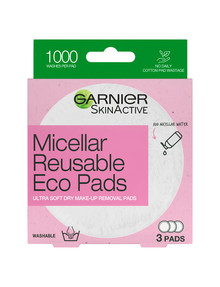 Garnier Micellar Reusable Eco Pads product photo