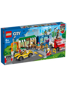 Lego City Shopping Street, 60306 product photo