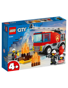 Lego City Fire Ladder Truck, 60280 product photo