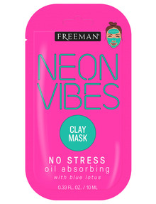 Freeman No Stress Oil Absorbing Mask, 10ml product photo