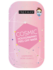 Freeman Cosmic Rose Quartz Holo Mask, 10ml product photo