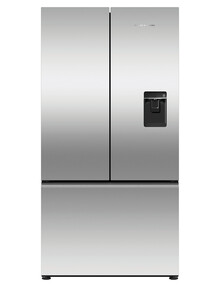 Fisher & Paykel 614L French Door Fridge Freezer, Stainless Steel, RF610ANUX5 product photo
