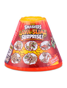 Smashers Volcano Lava Slime Surprise, Assorted product photo