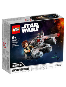 Lego Star Wars Millennium Falcon Microfighter, 75295 product photo