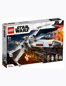 Lego Star Wars Luke Skywalker's X-Wing Fighter, 75301 product photo