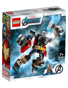 Lego Super Heroes Thor Mech Armour, 76169 product photo