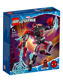 Lego Super Heroes Miles Morales Mech Armour, 76171 product photo
