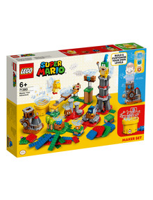 Lego Super Mario Master Your Adventure Maker Set, 71380 product photo