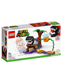 Lego Super Mario Chain Chomp Jungle Encounter Expansion Set, 71381 product photo
