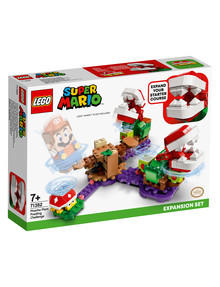 Lego Super Mario Piranha Plant Puzzling Challenge Expansion Set, 71382 product photo