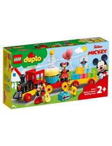 Lego Duplo Mickey & Minnie Birthday Train, 10941 product photo