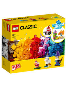Lego Classic Creative Transparent Bricks, 11013 product photo