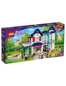Lego Friends Andrea's Family House, 41449 product photo