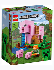 Lego Minecraft The Pig House, 21170 product photo