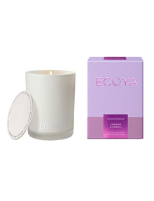 Ecoya Madison Candle, Jasmine & Neroli, 400g product photo