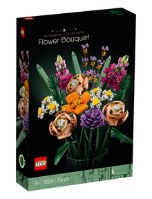 Lego Creator EXPERT Flower Bouquet, 10280 product photo