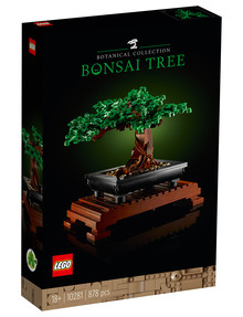 Lego Creator EXPERT Bonsai Tree, 10281 product photo