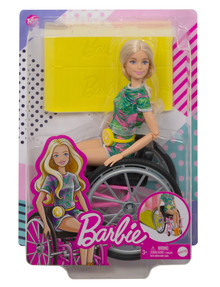 Barbie Wheelchair Doll product photo