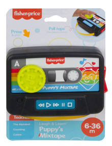 Fisher Price Laugh & Learn Puppy's Mixtape product photo