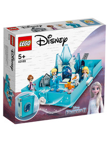 Lego Disney Princess Elsa & Nokk Storybook Adventures, 43189 product photo
