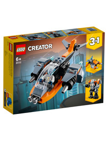 Lego Creator Cyber Drone, 31111 product photo