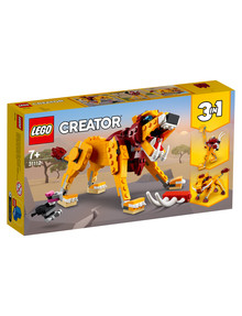 Lego Creator Wild Lion, 31112 product photo