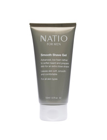 Natio for Men Smooth Shave Gel, 50ml product photo