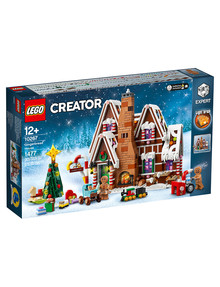 Lego Creator EXPERT Gingerbread House, 10267 product photo