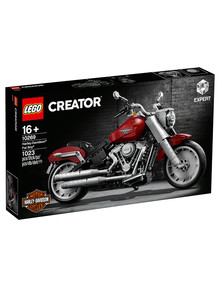 Lego Creator EXPERT Harley-Davidson Fat Boy, 10269 product photo