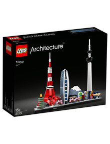 Lego Architecture Tokyo, 21051 product photo