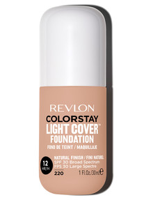 Revlon ColorStay Light Cover Foundation, 30ml product photo