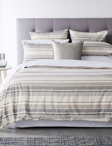 Kate Reed Belle Duvet Cover Set, Grey product photo