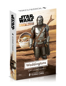 Games Star Wars Mandalorian Playing Cards product photo