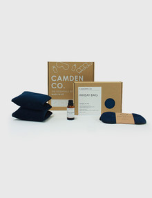 Camden Co Gift Set, Navy Velvet product photo